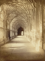 Gloucester Cathedral, The Cloisters